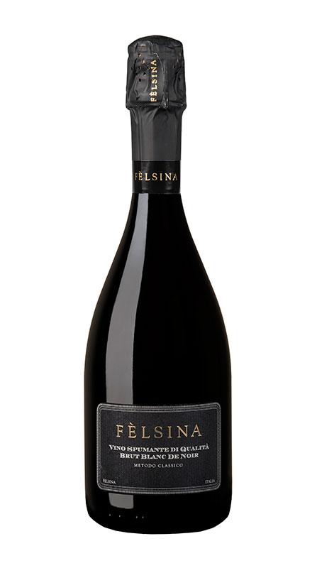 Fèlsina Spumante Blanc de noirs Metodo Classico